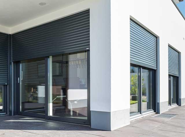 volets roulants alulux qualit de marque de fabrication allemande alulux. Black Bedroom Furniture Sets. Home Design Ideas